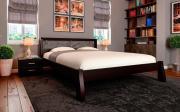 Кровать Ретро с ковкой ЧДК