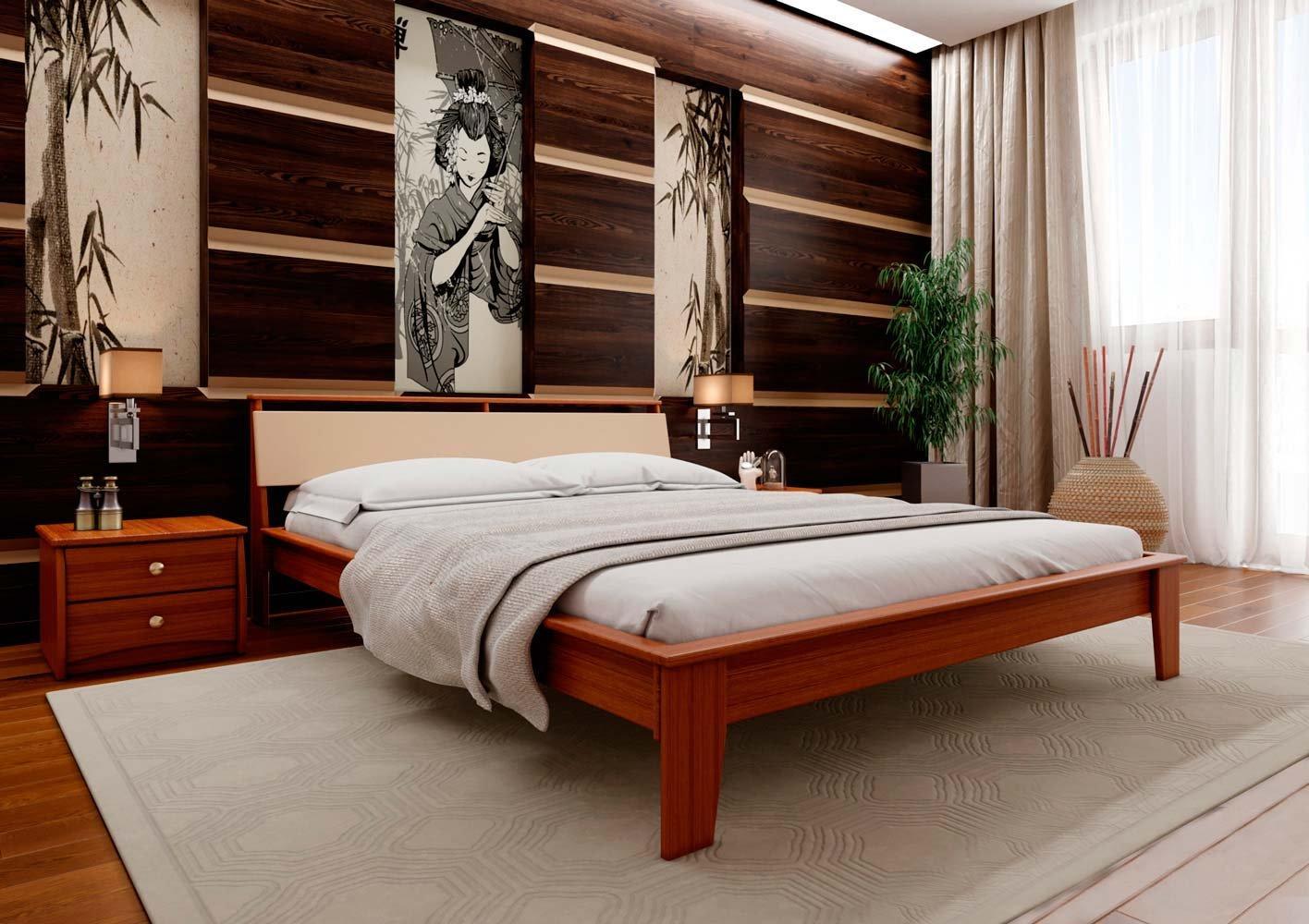 Кровать Венеция-М ЧДК. Фото 1
