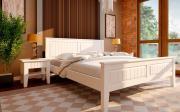 Кровать Глория (низкое изножье) ЧДК