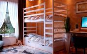 Двухъярусная кровать Эля ЧДК