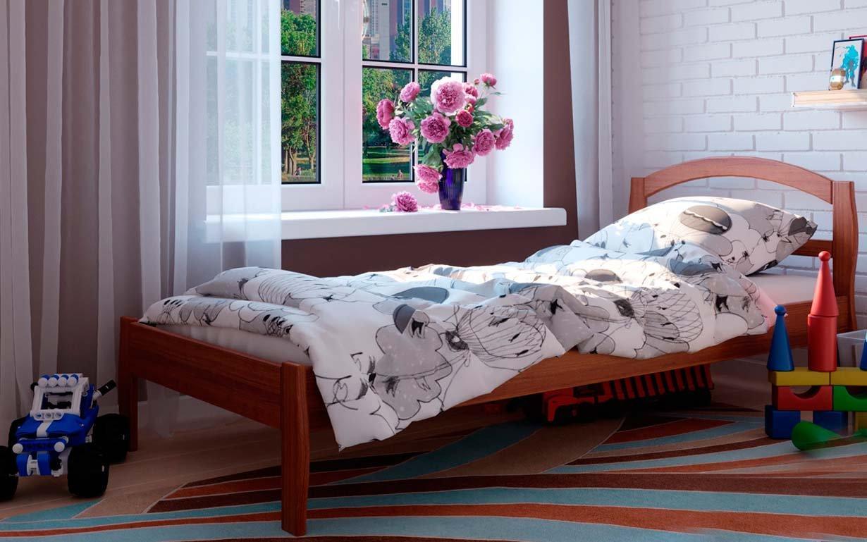 Кровать Юлия ЧДК. Фото 1