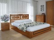 Кровать Пальмира люкс с механизмом Meblikoff