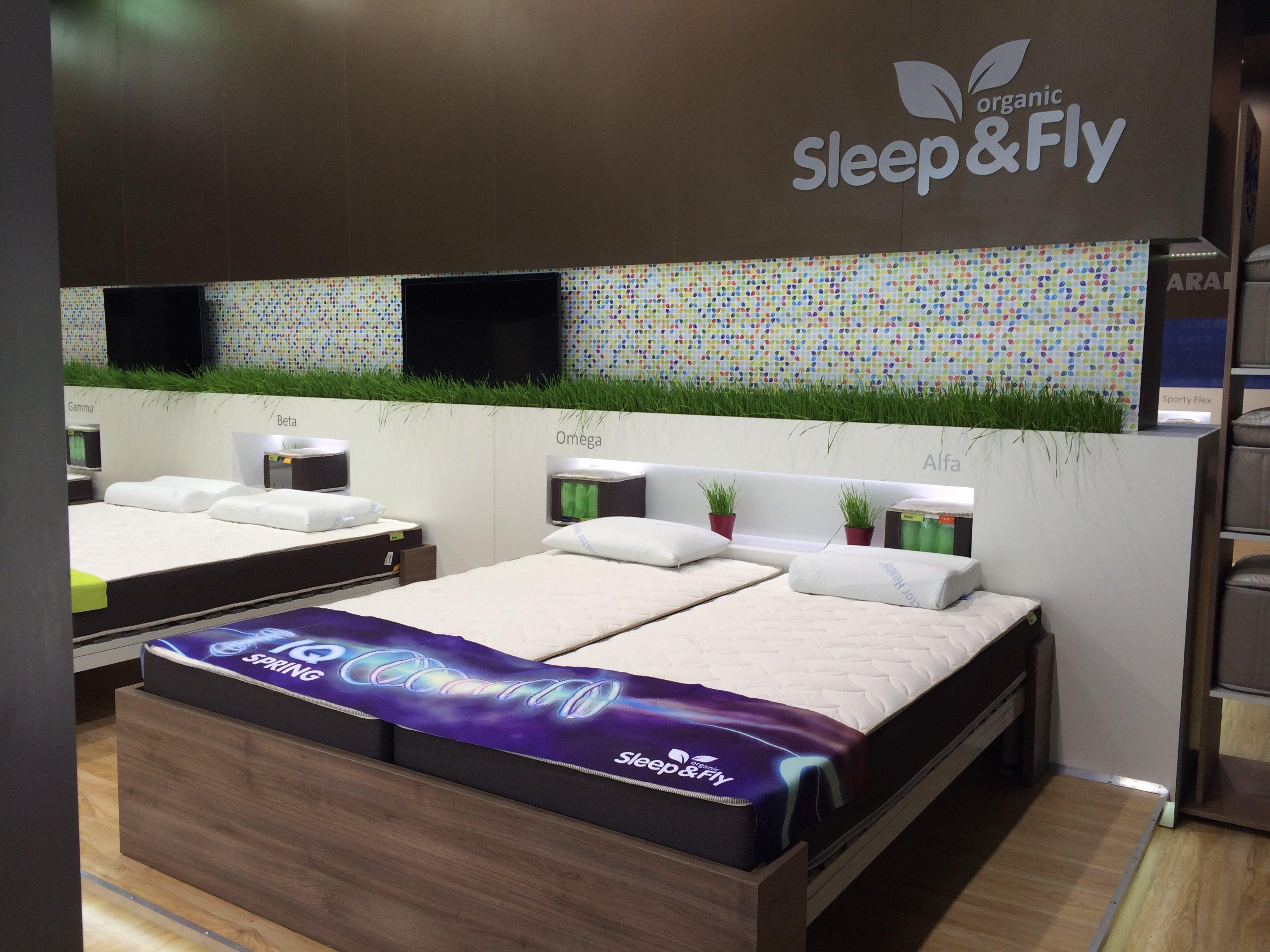 Матрас Sleep&Fly Omega. Фото 3