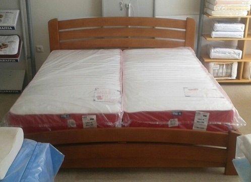 Кровать кантри макси. Фото 1