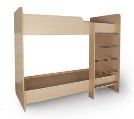 Кровать6-двухъярусная. Фото 1