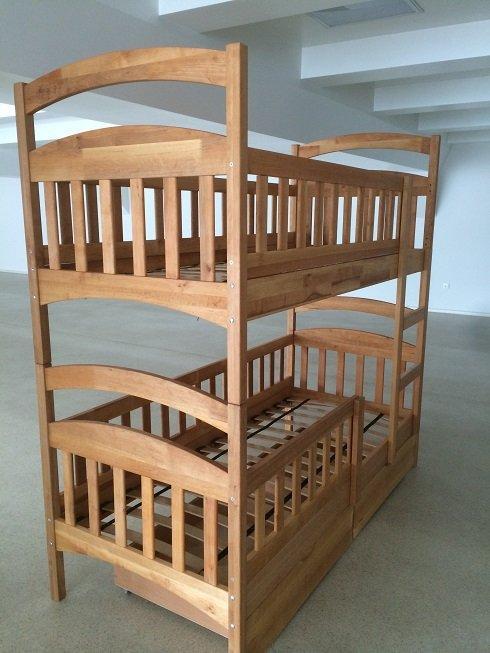 Двухъярусная кровать Карина. Фото 2
