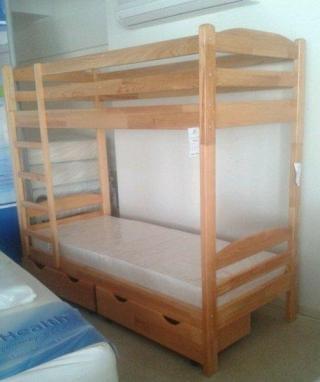 купить двухъярусную детскую кровать в могилеве