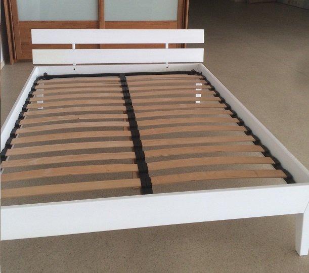 Кровать Снежана белая. Фото 2