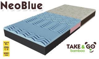 Ортопедический матрас NeoBlue Take Go bamboo