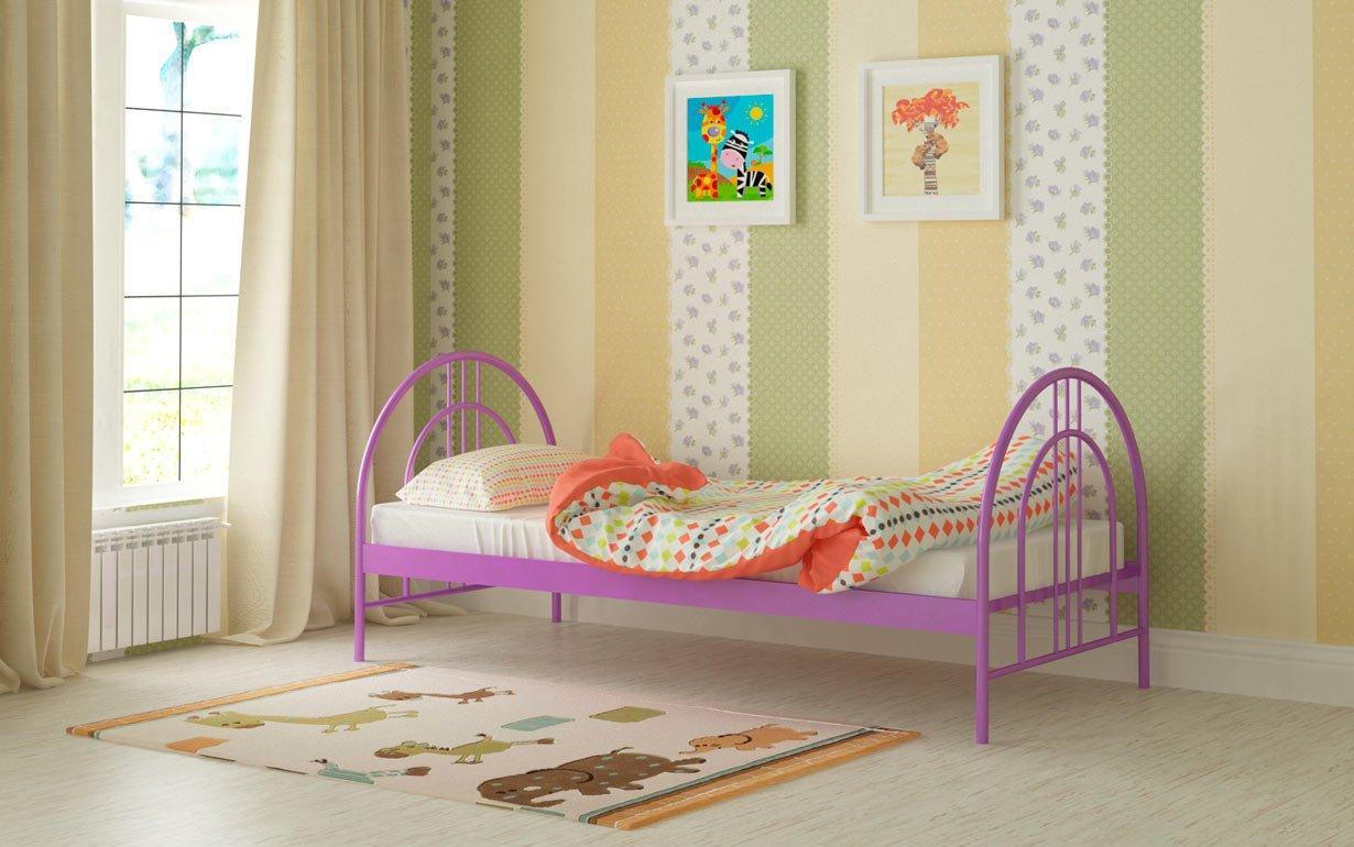 Кровать Алиса Люкс Мадера. Фото 5