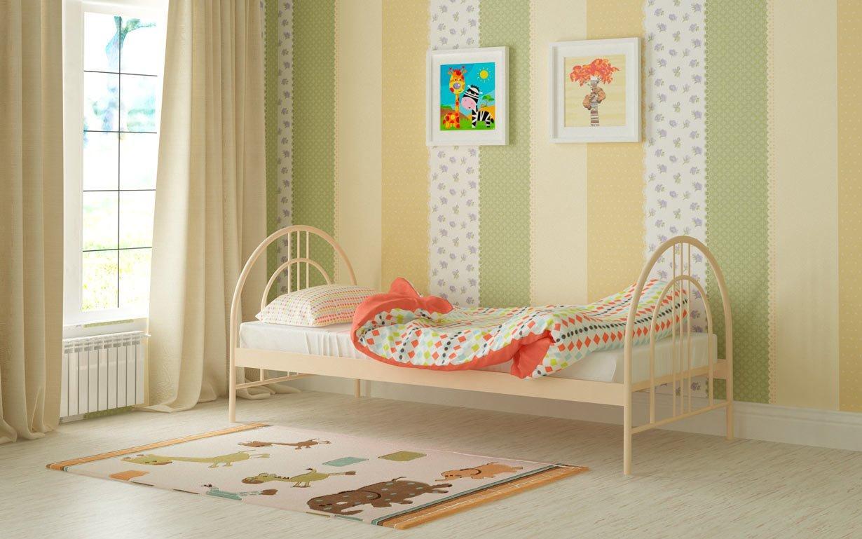 Кровать Алиса Люкс Мадера. Фото 1