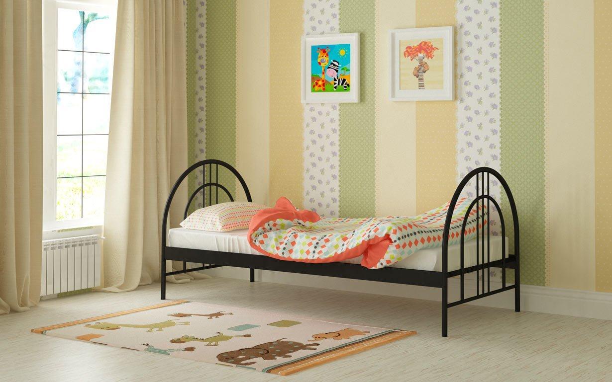 Кровать Алиса Люкс Мадера. Фото 2