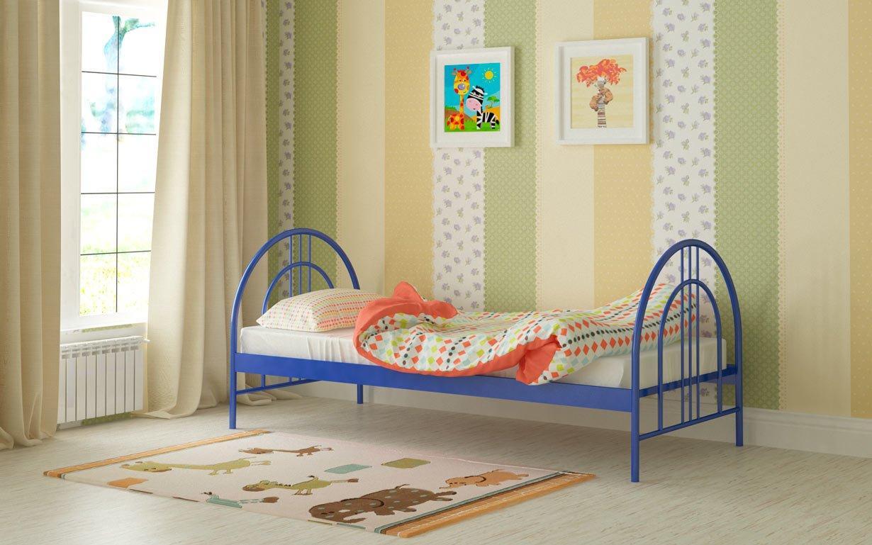 Кровать Алиса Люкс Мадера. Фото 3