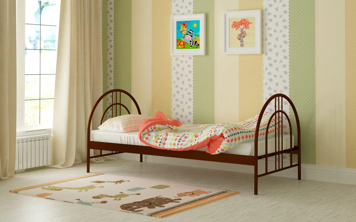 Кровать Алиса Люкс Мадера. Фото 4