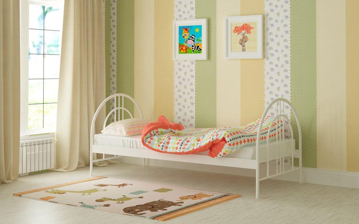 Кровать Алиса Люкс Мадера. Фото 7