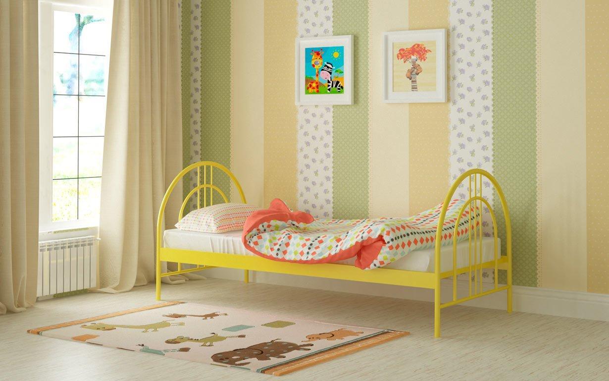 Кровать Алиса Люкс Мадера. Фото 8