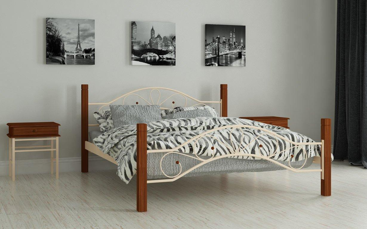 Кровать Фелисити Мадера. Фото 1