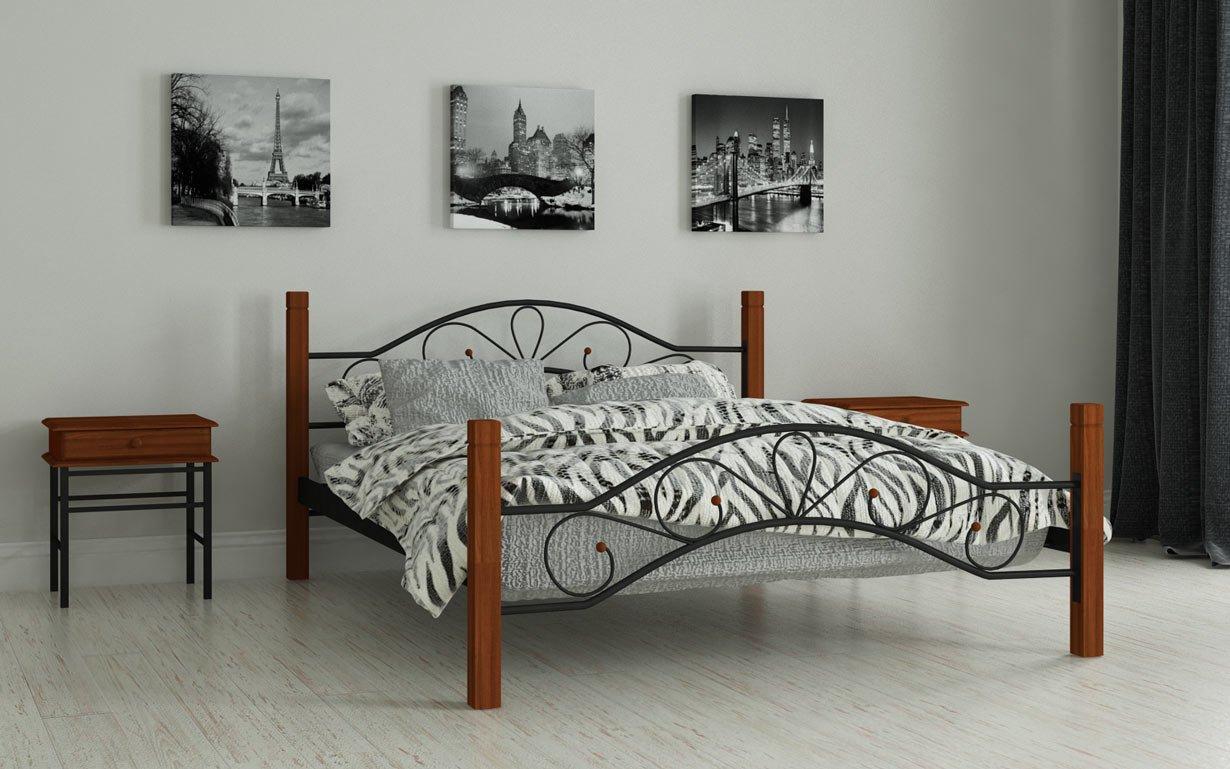 Кровать Фелисити Мадера. Фото 2