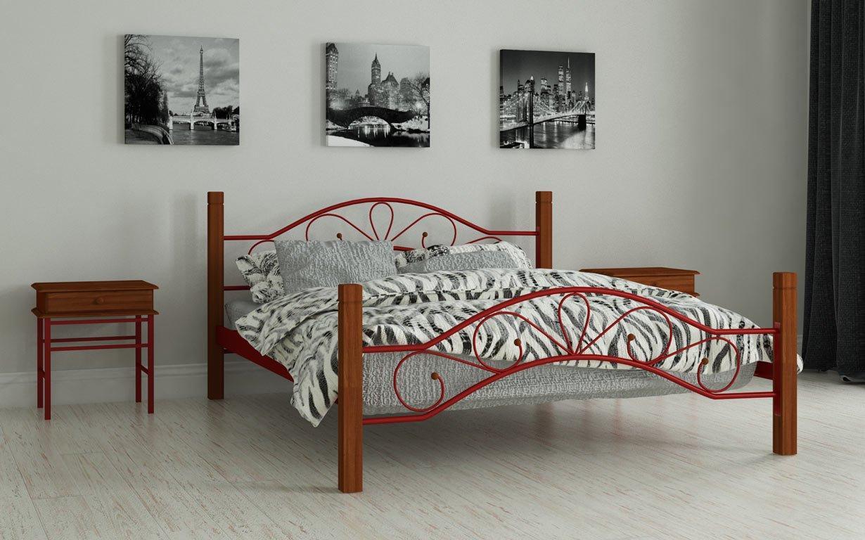 Кровать Фелисити Мадера. Фото 4
