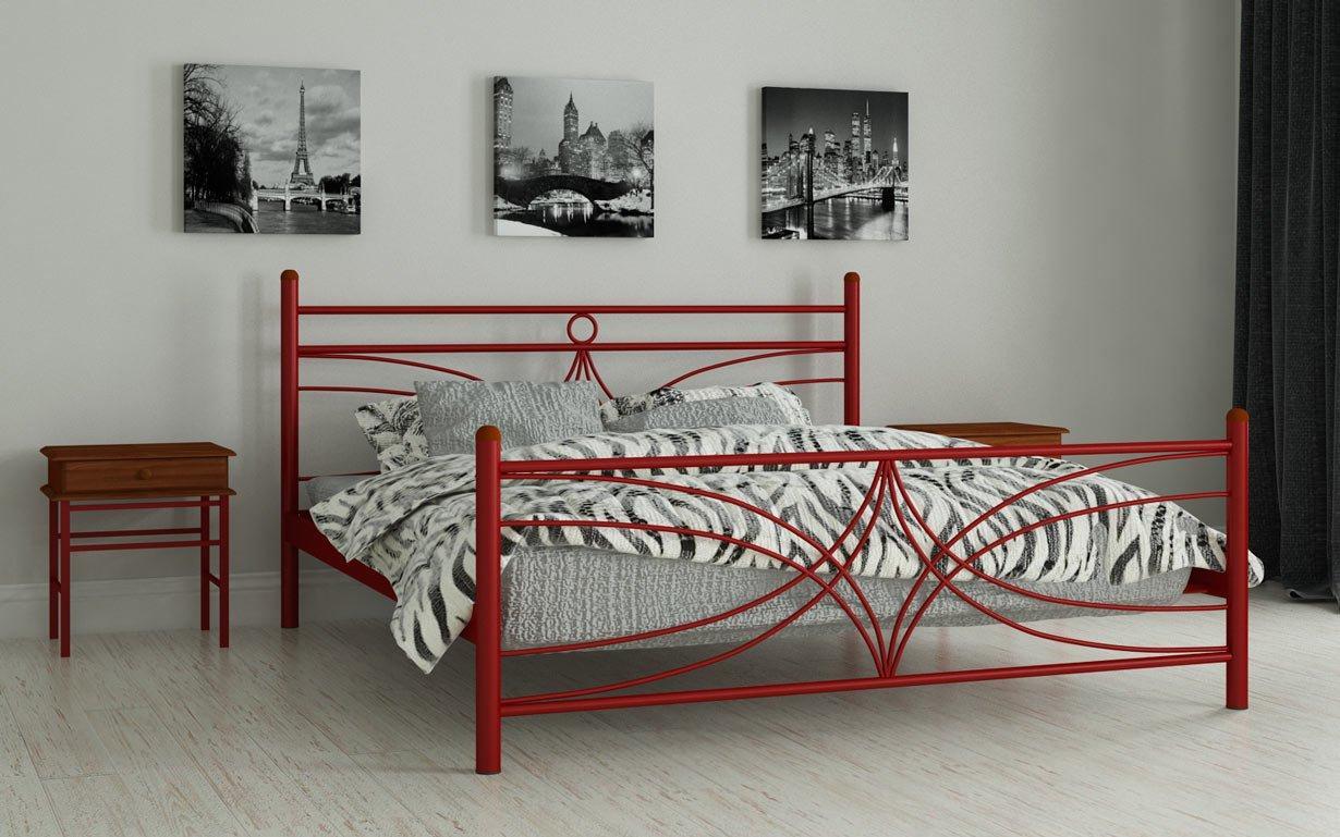 Кровать Тиффани Мадера. Фото 4