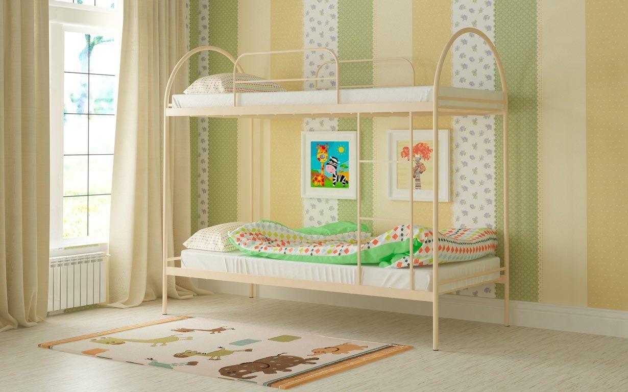 Двухъярусная кровать Сеона Мадера. Фото 1