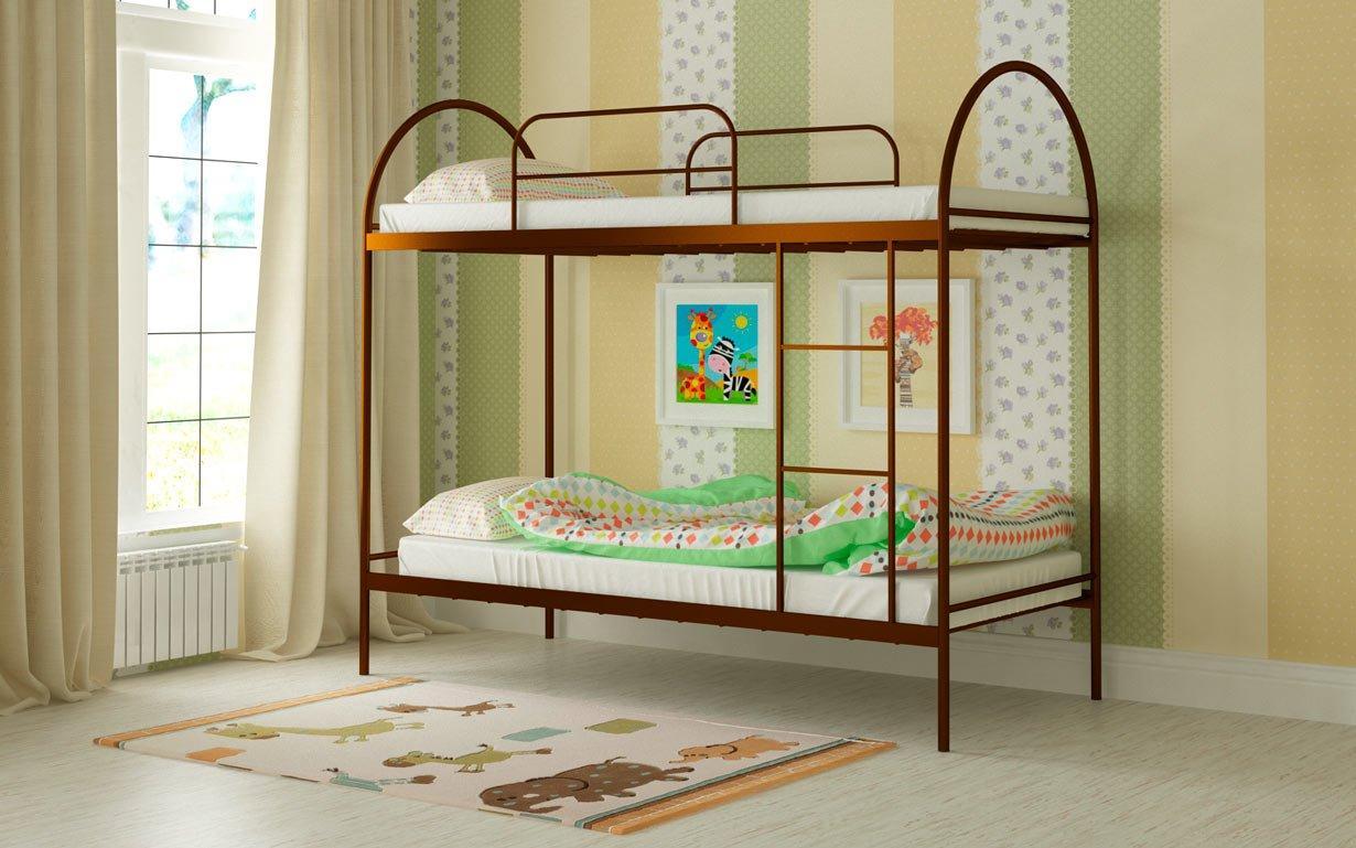 Двухъярусная кровать Сеона Мадера. Фото 4