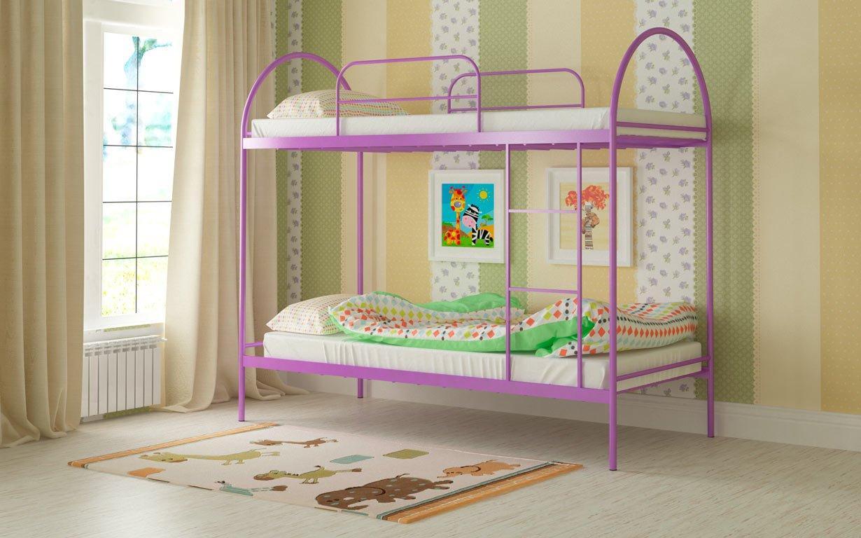 Двухъярусная кровать Сеона Мадера. Фото 5