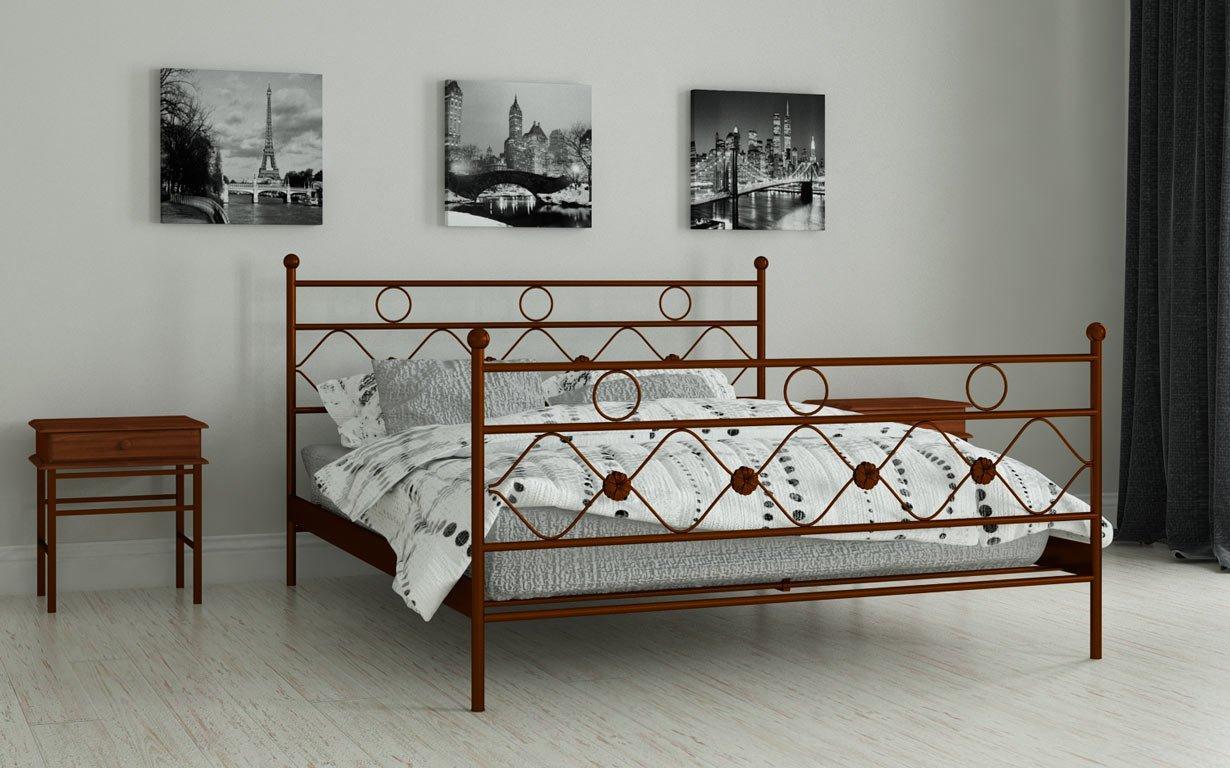 Кровать Бриана Мадера. Фото 3