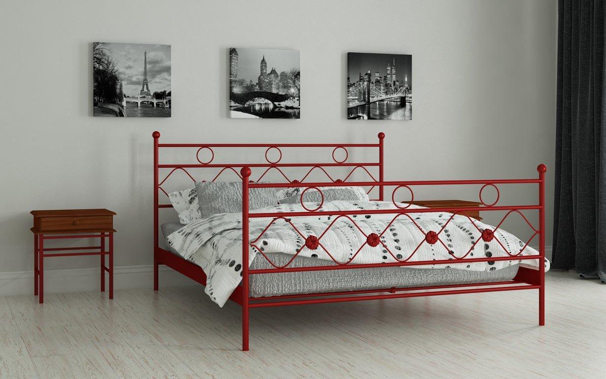 Кровать Бриана Мадера. Фото 4
