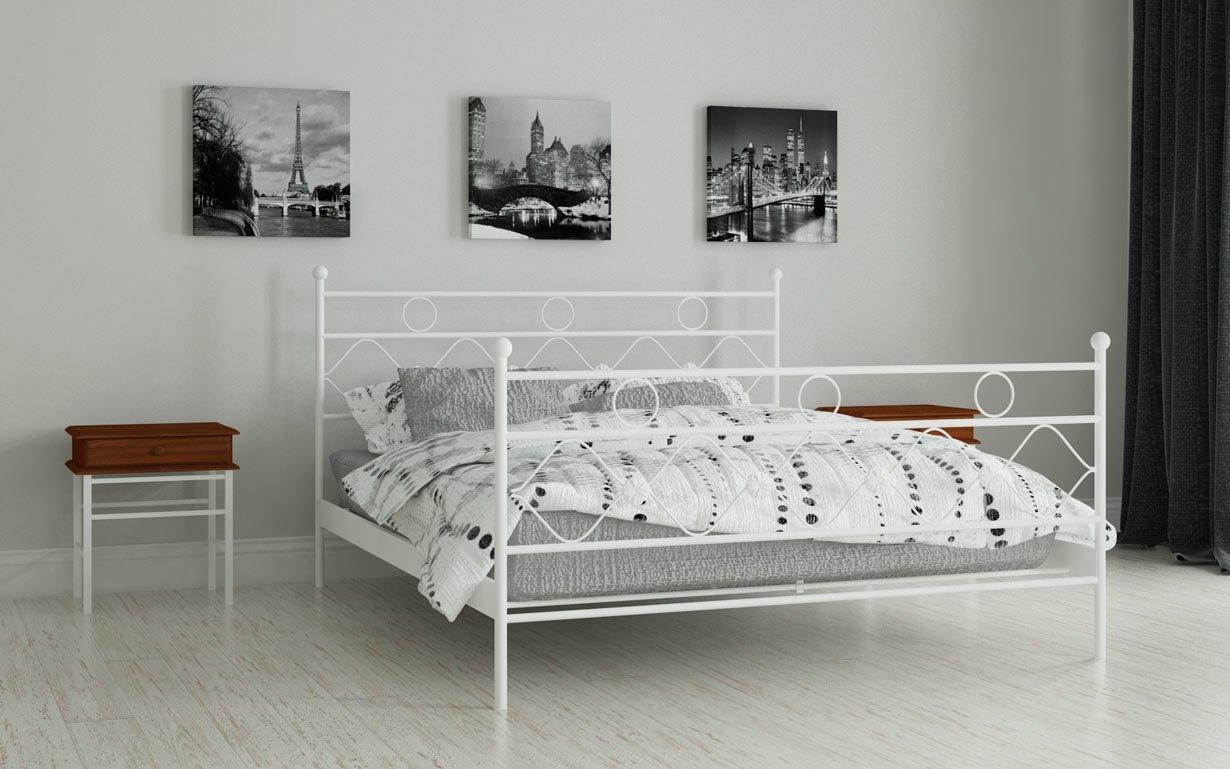 Кровать Бриана Мадера. Фото 5