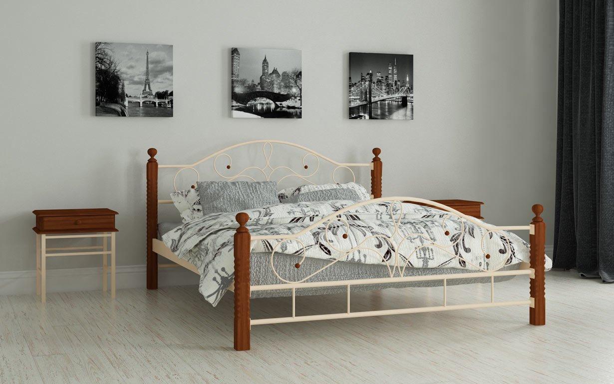 Кровать Гледис Мадера. Фото 1