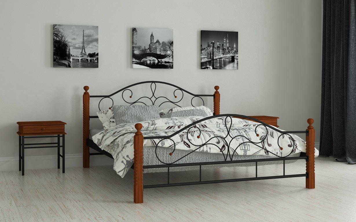 Кровать Гледис Мадера. Фото 2