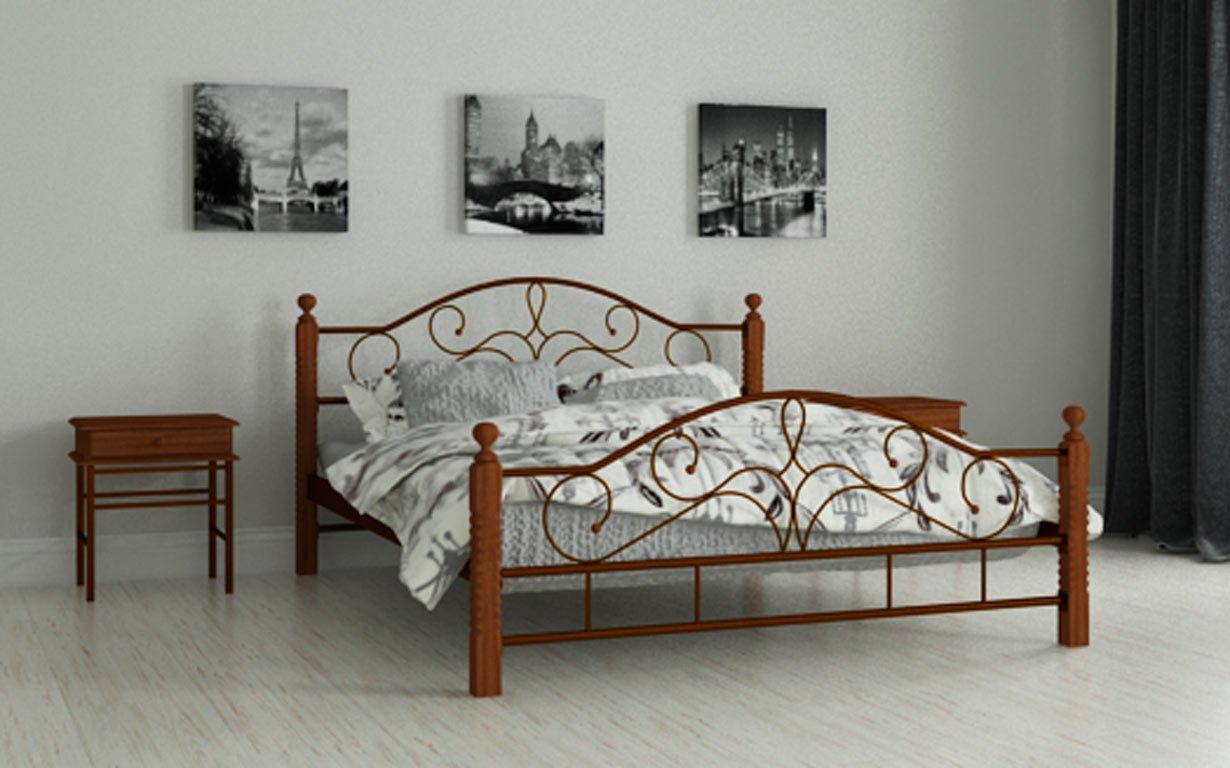 Кровать Гледис Мадера. Фото 3