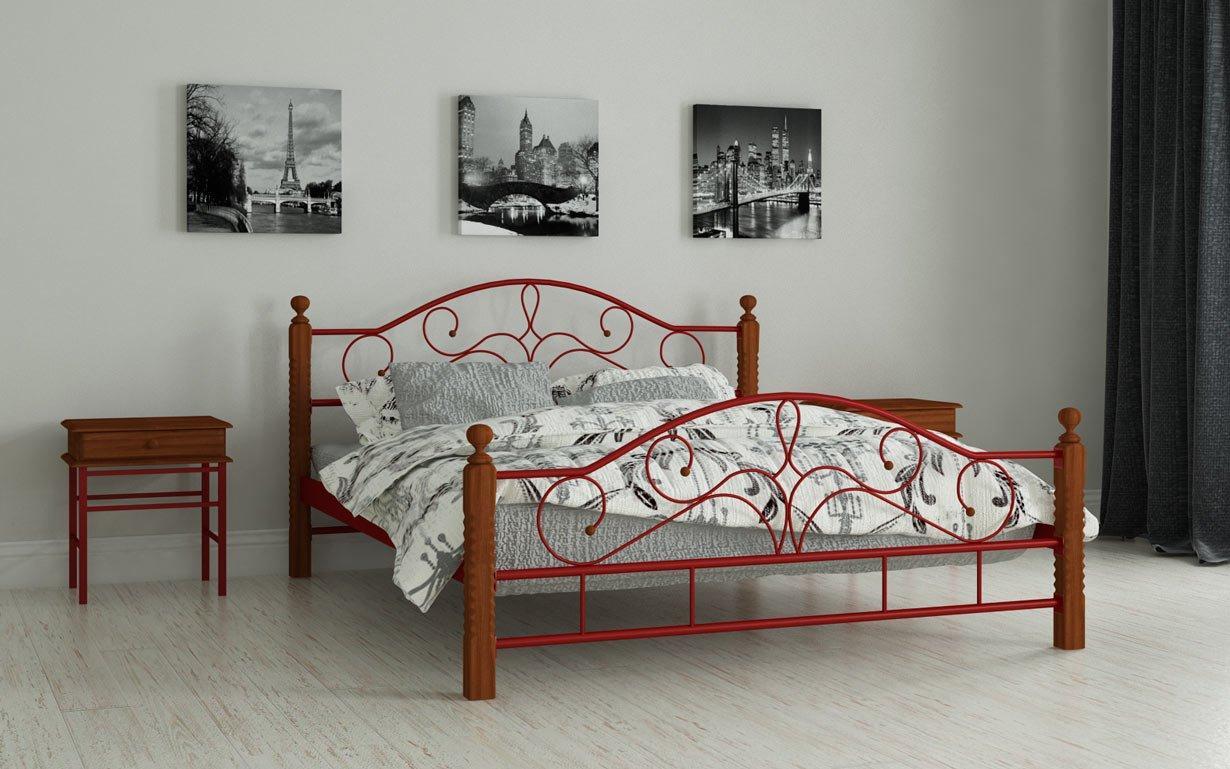 Кровать Гледис Мадера. Фото 4