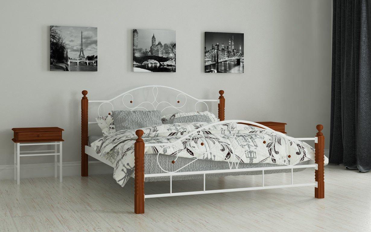 Кровать Гледис Мадера. Фото 5