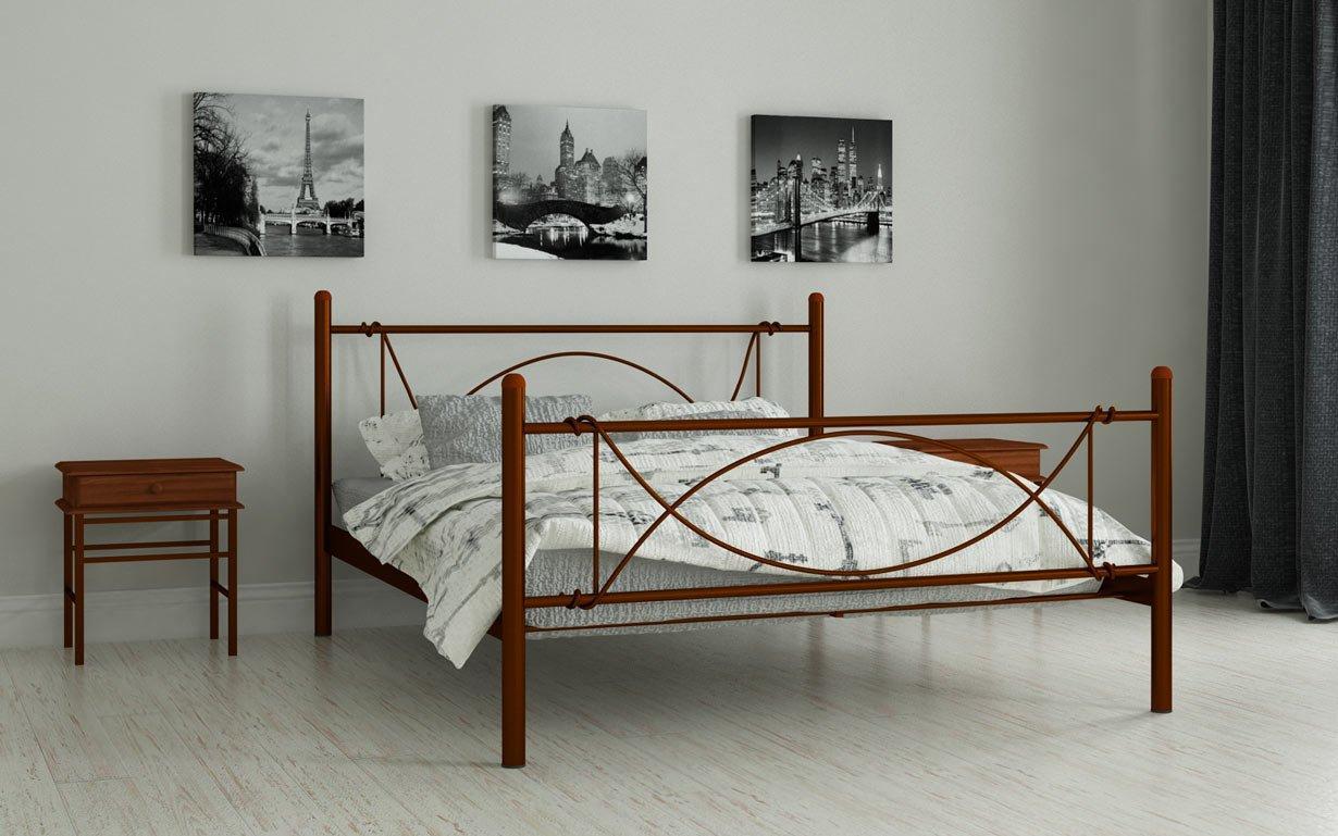 Кровать Роуз Мадера. Фото 3