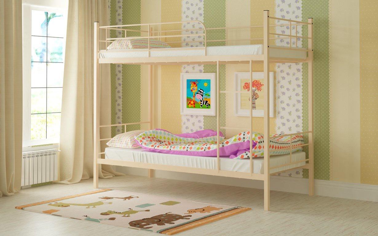 Двухъярусная кровать Эмма Мадера. Фото 1