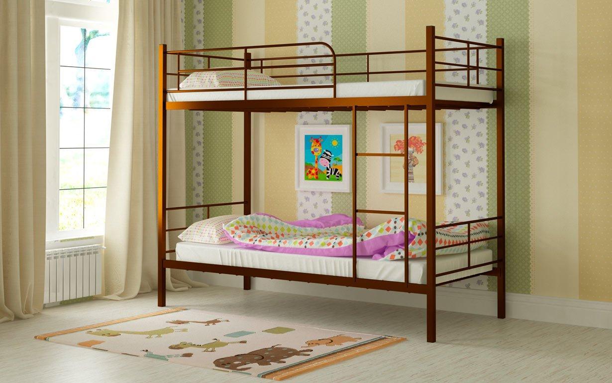 Двухъярусная кровать Эмма Мадера. Фото 2