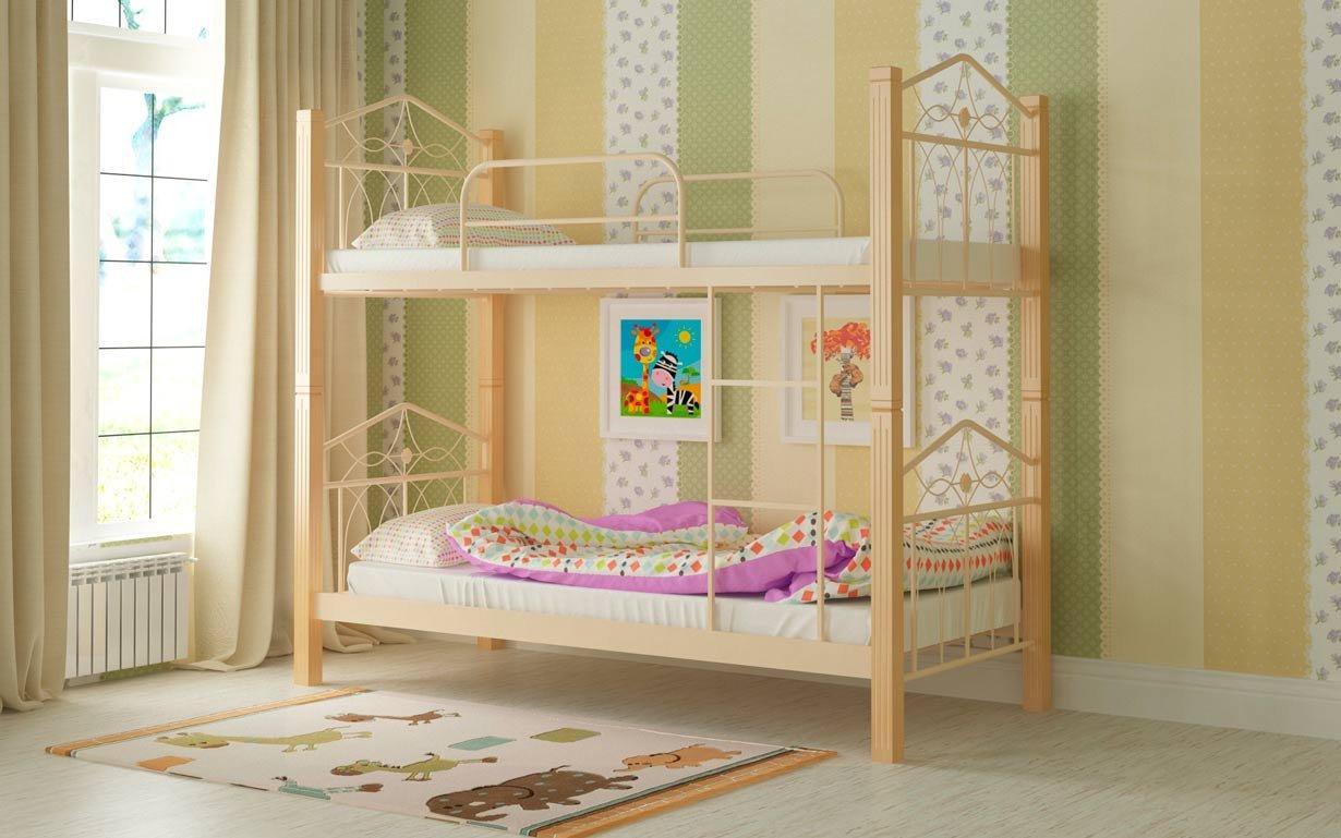 Двухъярусная кровать Тиара Мадера. Фото 2
