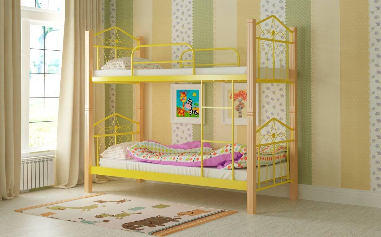 Двухъярусная кровать Тиара Мадера. Фото 8