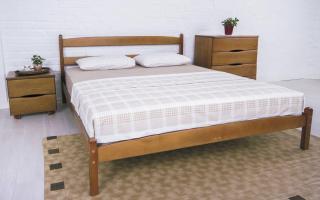 Кровать Лика без изножья Аурель (Олимп)