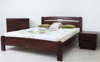 Кровать Нова без изножья Аурель (Олимп)