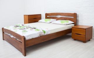 Кровать Нова с изножьем Аурель (Олимп)
