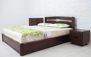 Кровать Нова с механизмом Аурель (Олимп)