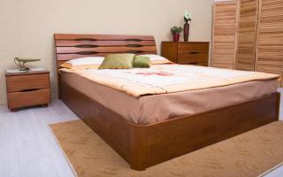 Кровать Марита V с механизмом Аурель (Олимп)