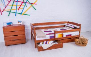 Детская кровать Марио Люкс Аурель (Олимп)