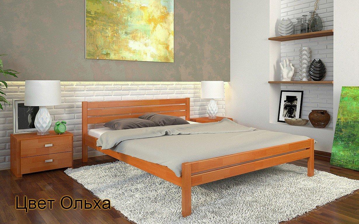 Кровать Роял Arbor Drev. Фото 2