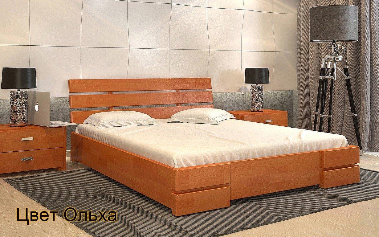 Кровать Дали Люкс Arbor Drev. Фото 2