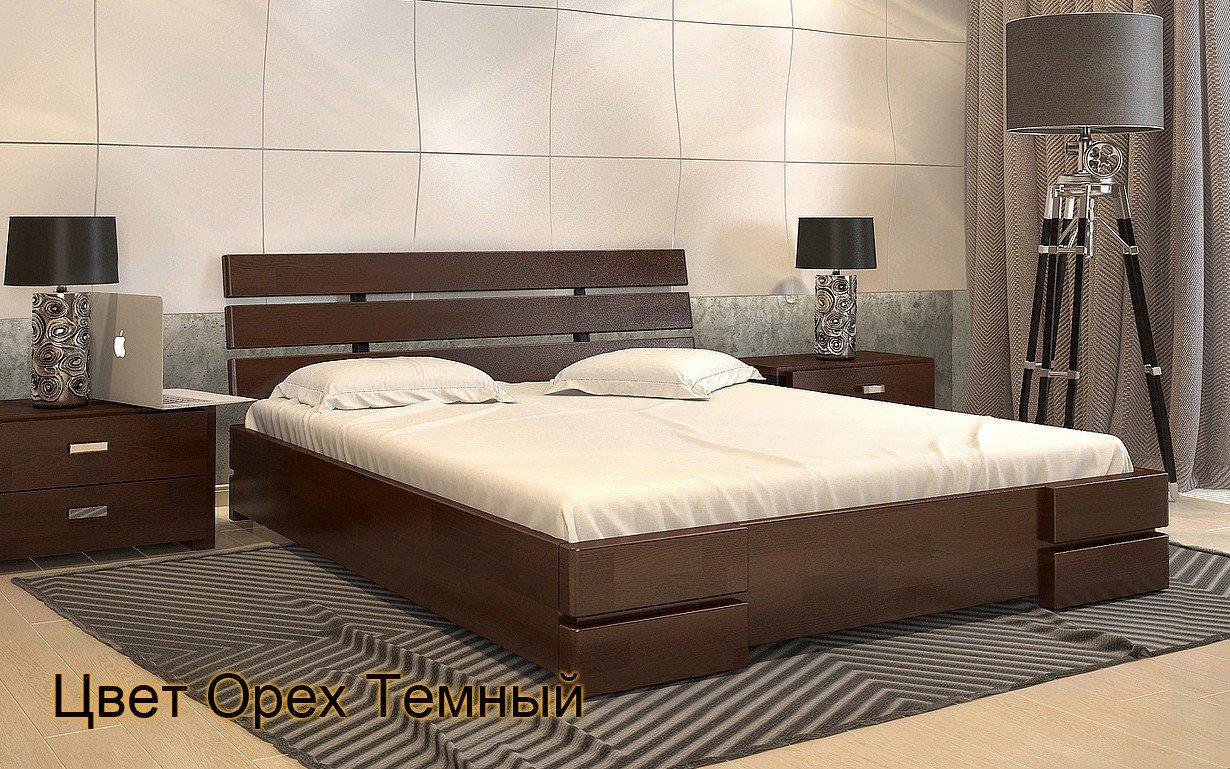 Кровать Дали Люкс Arbor Drev. Фото 3
