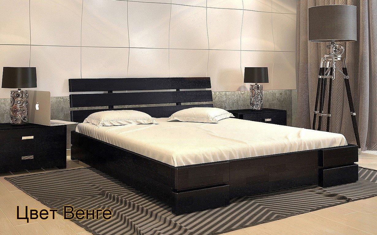Кровать Дали Люкс Arbor Drev. Фото 4